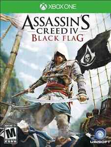 Xbox one assassins creed black flag