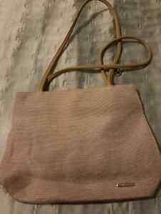 tan color nine west purse sale