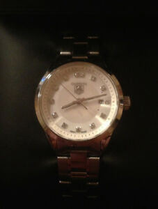 LADIES ~ TAG CARRERA DIAMOND WATCH FOR SALE!