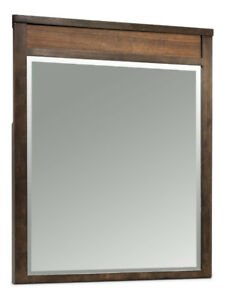 NEW approx 4x4 mirror (for dresser) $40  I have one of these lef
