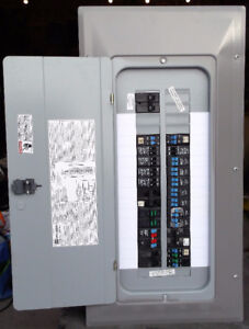Panneau électrique de 100 et 200 AMP de différente marque connu