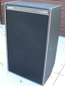 75' Traynor G3 412 bottom ported guitar cab - not for bass
