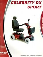 Mobility Celebrity DX Sport Scooter - REDUCED PRICE - rush sale