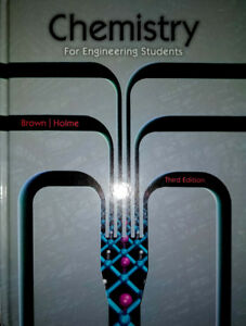 Chemistry for Engineering Students 3rd Edition Textbook