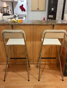 2x Barstools for Sale
