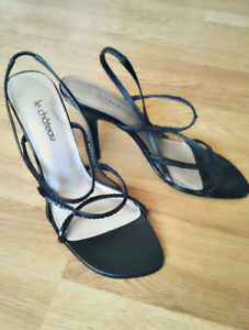ELEGANT 'LE CHATEAU' HIGH HEEL SHOES SIZE 8