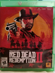 Swap / trade red dead redemption 2 for battlefield v xbox one