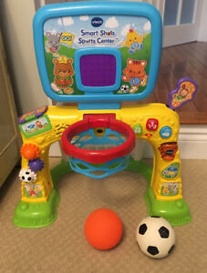 Vtech sports center toy for infants and toddlers
