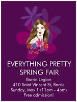 VENDORS WANTED - EXCITING UPCOMING EVENTS