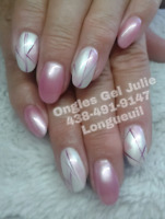 Pose d'ongles 100% Gel Longueuil