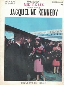 1964, JACQUELINE KENNEDY, 72 PAGES, 100 PHOTOS +