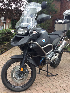 2012 BMW R1200GS Adventure low mileage