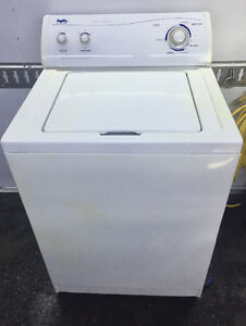 Large Cap Washer & Dryer (Delivery & 7day Warranty)