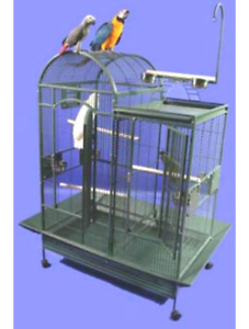 Double sided, large bird cage