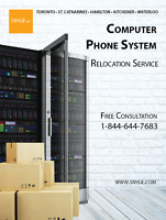 Computer & Phone System Relocation Service