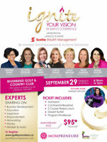 5th Annual Ignite Your Vision Women's Conference