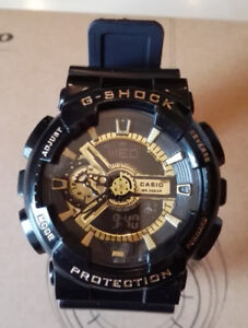 1to1 Casio Copy G Shock GA110 GA100 Watch Colors gshock diesel