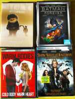 15 DVD's - Some New/Unopened  - Kids, Teen, Family...