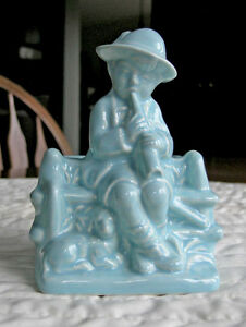 Little Boy Blue Planter (Vintage)