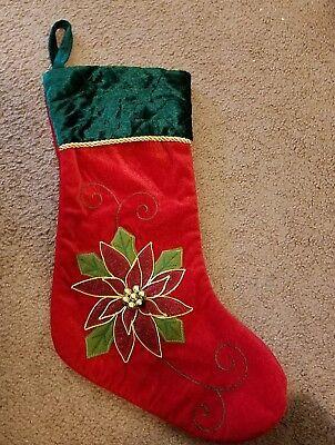 NWOT Christmas stocking