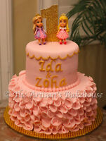 CUSTOM CAKES AND DESSERTS! Last minute orders Welcomed.