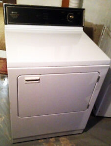INSTANT DELIVERY Good MAYTAG Electric DRYER SEE DEMO VIDEO