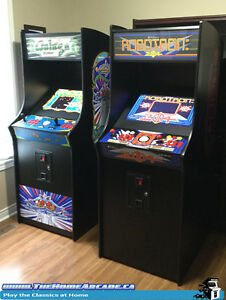 The Home Arcade Full Size Cabinet with 7,100+ games & Warranty