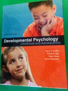 Developmental Psychology Childhood and Adolescence