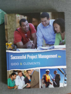 Successful Project Management by Gido and Clements