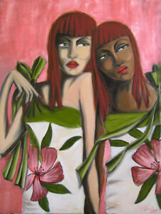 Beautiful Paintings for Salons and Boutiques