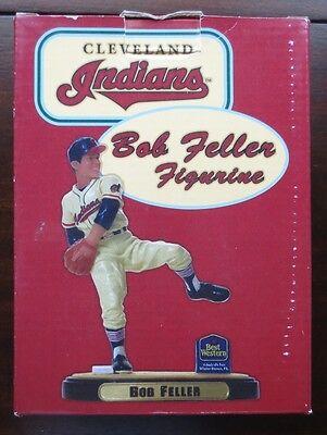 Bob Feller Best Western Figurine Cleveland Indians