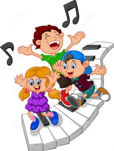 Piano Vocal and Violin lessons in a heart of Brampton!