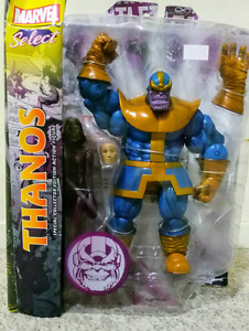Marvel Select Thanos figurine