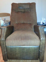 Recliner chair **Used** ONLY $20
