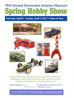 19th Annual Spring Shearwater Hobby Show & Sale