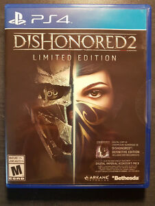 Dishonoured 2 Limited Edition (Includes Dishonoured 1)