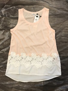 """"""" Only"""" top Medium $30. Brand New w/tags. Was $35"""