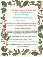 Christmas Bazaar and Craft Sale