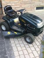 Yard Works Hydrostatic Lawn Mower