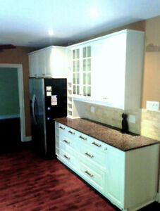 GRANITE COUNTERTOP AND SINK ~ REMOVED