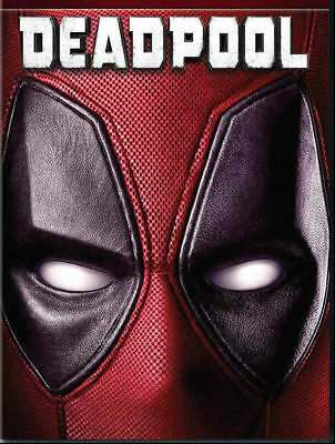 Deadpool Dvd Factory Sealed New Free Shipping