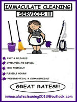 Good Cleaner Available !!!