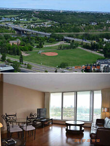 AvailMay1~Downtown~19Flr~2bed~1den~2bath~1pking_1324sf_RiverView