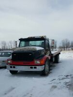 Certified Tow Truck