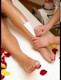 Body Waxing/Hot Wax/Party Make-up/Face Cleansing/Eyebrows Tint