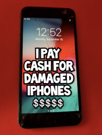 T0P PR!CE$ PA!D FOR YOUR DAMAGED iPHONES
