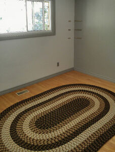 Classic Oval Cord Rug