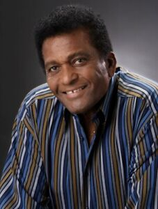 CHARLEY PRIDE IS BACK IN MONCTON BY POPULAR DEMAND!