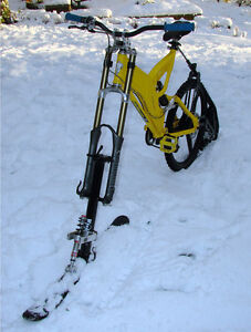 Norco Downhill Snow Bike - Brand New