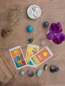 Build Your Intuition w/Tarot